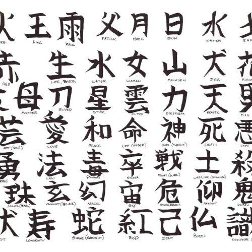 آموزش زبان چینی