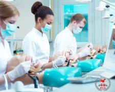 رشته دندانپزشکی در چین